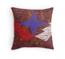 This is titled 'Journey & Family' Throw Pillow