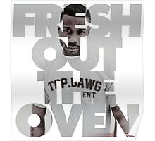 Jay Rock - Fresh Out the Oven Poster