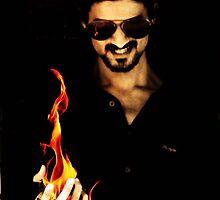 fire bender by Keyur Mehta
