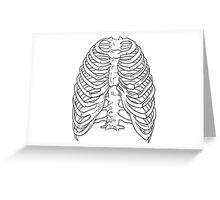 Ribs 2 Greeting Card