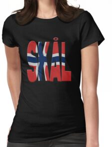 Skål Womens Fitted T-Shirt