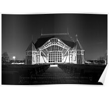 Lake Harriet Bandshell Poster