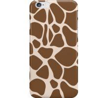 Giraffe Print Trendy iPhone Case iPhone Case/Skin