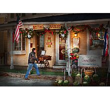Cafe - Clinton, NJ - Bistro Bakery  Photographic Print