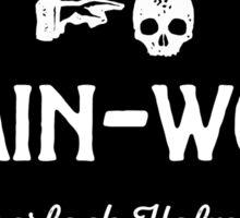 Sherlock Holmes: Brain-Work Sticker