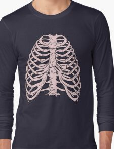 Ribs 3 Long Sleeve T-Shirt