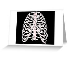 Ribs 3 Greeting Card