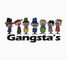 Gangstas by TexTs