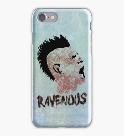Ravenous iPhone Case/Skin