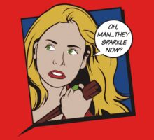 Buffy Pop Art T-Shirt