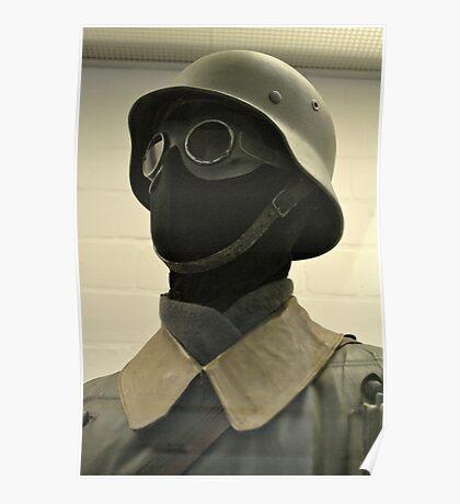 german soldier Poster