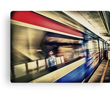 Super Speed Canvas Print
