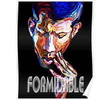 Stromae - Formidable Poster