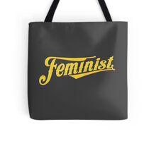 Feminist (Swoosh) Tote Bag