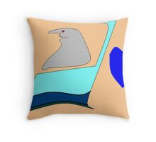 this is titled 'My money' Throw Pillow