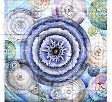 wheel 5: Co-Creative Patterning by Mona Shiber