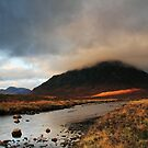 SUMMIT ON FIRE by STEVE  BOOTE