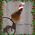 Holiday Greetings by Grinch/R. Pross