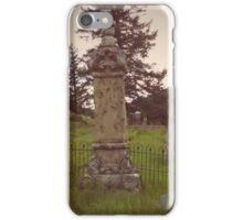 Barnard iPhone Case/Skin