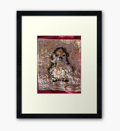 SNOW PENGUIN 18 - Partaay' Framed Print