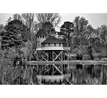 Room by the Lake Photographic Print