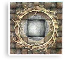 wheel 1: Unified Source Canvas Print