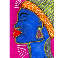 Color Me VIBRANT Photographic Print