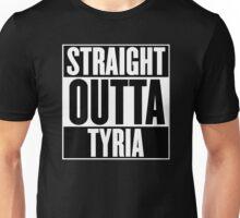 Straight Outta Tyria T Shirt Unisex T-Shirt