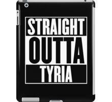 Straight Outta Tyria T Shirt iPad Case/Skin