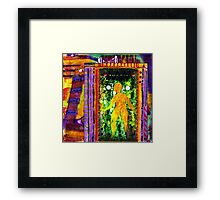 Live Laugh Love BELIEVE Framed Print