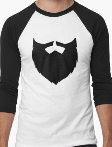 Men's Beard Men's Baseball ¾ T-Shirt