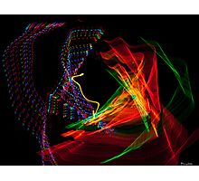 Light Dancing #23 Photographic Print