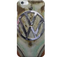 VW Badge iPhone Case/Skin