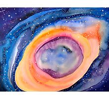 """The Helix """"Eye of God"""" Nebula 700 light years from earth 11/11/11 Photographic Print"""