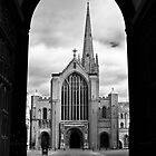 Norwich Cathedral #2 by Graham Gilmore