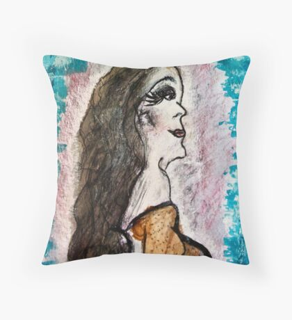 Returning to Our Unconscious Reality… Throw Pillow