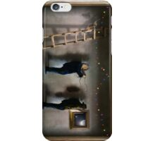 Al and Vince iPhone Case/Skin