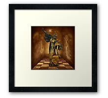 Dancing with Angels Framed Print