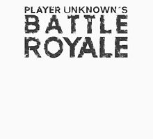 H1Z1 - Battle Royale Black Unisex T-Shirt