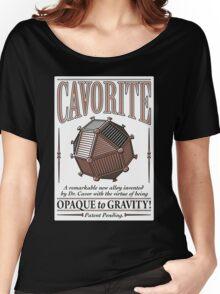 Cavorite Sticker Women's Relaxed Fit T-Shirt