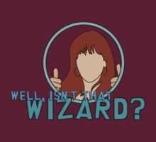 Isn't that Wizard? - Donna