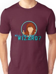 Isn't that Wizard? - Donna Unisex T-Shirt