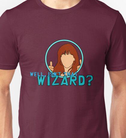 Isn't that Wizard? - Donna Unisex T-Shirt