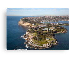 South Head Canvas Print