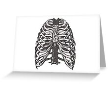 Ribs 5 Greeting Card