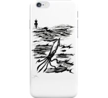 Soaked in Oil iPhone Case/Skin
