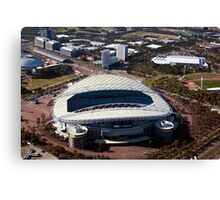 ANZ Stadium, Sydney Canvas Print