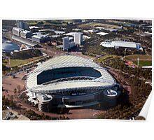 ANZ Stadium, Sydney Poster