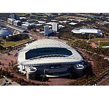 ANZ Stadium, Sydney Photographic Print