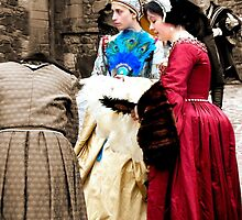 Stirling Castle Ladies in Waiting by markw123